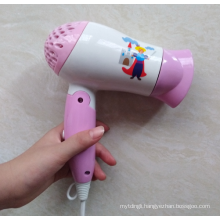 Common Use Safety Electric Hair Dryer for Kids