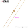 42316 Xuping Jóias Moda Venda Quente 18 K Correntes de Ouro Banhado para Pingente