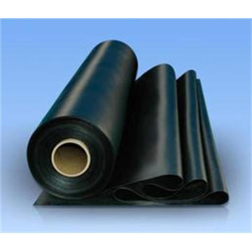 EPDM Waterproof Rubber Sheet / EPDM Waterproofing