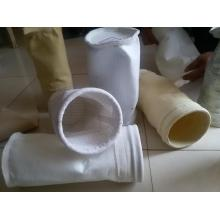 Non-woven fabric filter bag