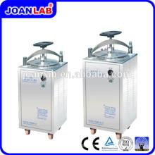 Esterilização a vapor em autoclave vertical JOAN lab