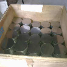 China Hochwertiger 410 Ba kaltgewalzter Edelstahl-Kreis