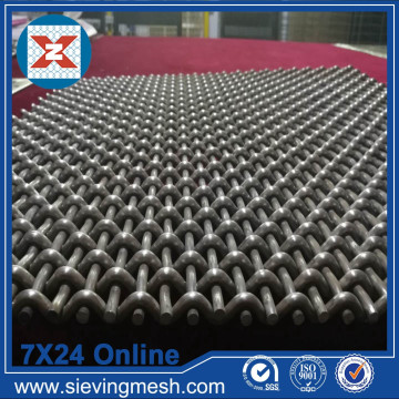 Mesh Crimped Weaved Wire
