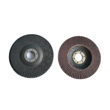 Good Quality for Aluminium Oxide Abrasive Flap Disc Metal Polishing Aluminum Oxide Flap Disc export to Israel Supplier
