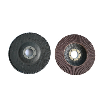 Metal Polishing Aluminum Oxide Flap Disc