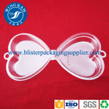 Cuore forma Clamshell Blister Packaging