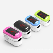 led household Finger Pulse Oximeter