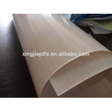 Tissu ignifuge en fibre de verre ptfe