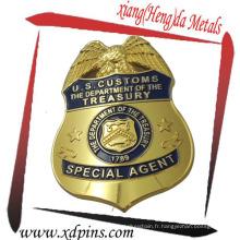 Insignes faits à la main à la main en métal de l'armée de métal (XDTC-01)