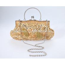 2015 New Design Shine Beading avec sangles détachables Sac de soirée / Sac de mariée pour mariage / Sac de fête Eviening BB02 Handbag Lady