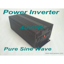 4000 Watt Pure Sine Wave Inverter / DC à l'alimentation secteur