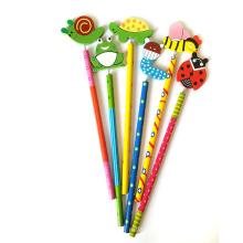 FQ marque couleur dessin au crayon animal écriture dessin crayon de bois noir