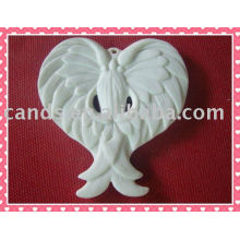 Elegant Angel Wall Ceramic Handicraft Decoration