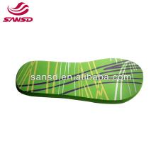 Made in China custom design Comfortable EVA Outsole for Slipper