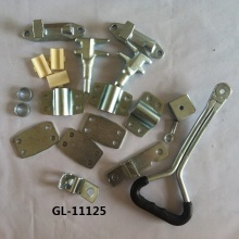 Hot Galvanized Container Locking Gear