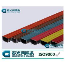 Window Hardware Aluminum Spacer Stripe