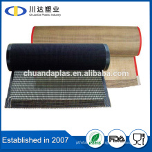 Customized Teflon wire mesh food conveyor belt