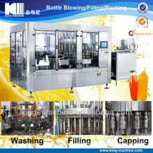 High Quality Pulp Juice Filling Machine for Orange Juice