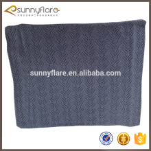 funda de almohada de lana de cachemira
