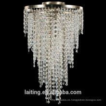 Crystal Ceiling Lightning para la decoración de restaurantes