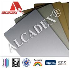 ACP Composite Siding Panels / Acm Decorative Wall Covering Panels