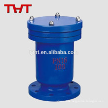 automatic single ball air release valve