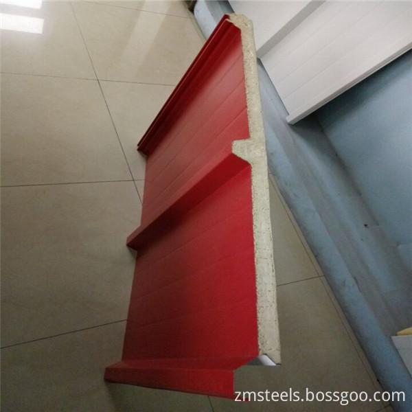 Roof Panels PU Sandwich