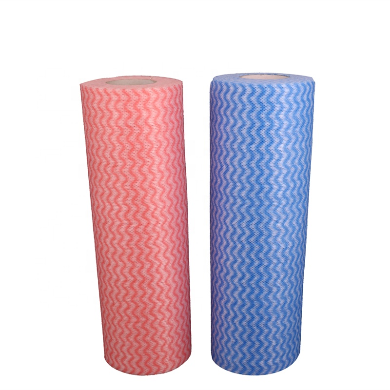 Nonwoven Printed Cloth In Roll