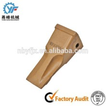 Engineering machinery truck loader machines spare parts truck loader bucket teeth point