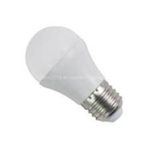 Venda quente 220-240V 6W 470lm E27 LED G45 Global Lâmpadas LED