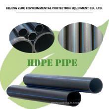 Fabrication Tuyau d'eau HDPE et tuyau de HDPE de raccord