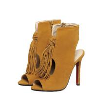 2016 sandalias de las señoras del alto talón de la moda (HC 04)