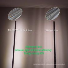 O diodo emissor de luz impermeável da iluminação PT8 de Horticole cresce a luz Lampe para o cultivo do Terrarium