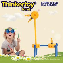New Develop Intellgence Plastic Animal Model Toy