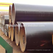 B36.10m LSAW 8-50 mm WT tuyaux soudés