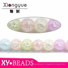 Prix de cristal de Quartz pierre gemme bricolage Semi précieuses perles de fabrication de bijoux