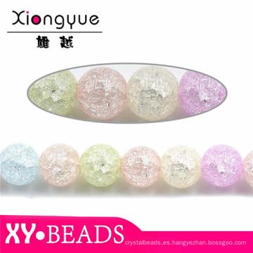 Precios de cristal de cuarzo de piedra de joyería DIY gema Semi preciosa perla
