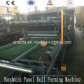 EPS and Rock Wool Sandwich Panel Machine for Africa (AF-S980)