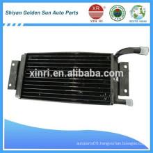 Copper heating radiator for KAMAZ 5320 model 5320-8101060-04