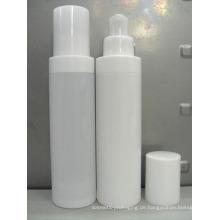 Weiße runde Qualität 50ml Airless Pumpe Flasche Kosmetik Produkt Verpackung