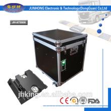 Portable underneath vehicle bomb detector & car bomb scanner