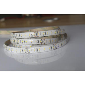 SMD3014 fleksibel LED LED Strip cahaya putih 60Led 12v