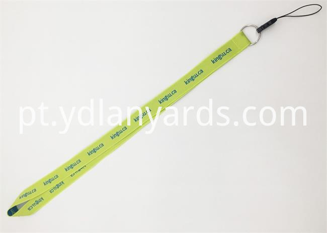 Woven Lanyards Personalized