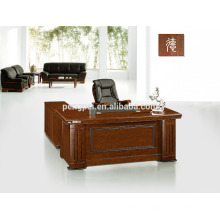 factory direct sale model new designs office table with side table