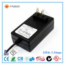 Camera balum cctv power supply power 12v 1.5a
