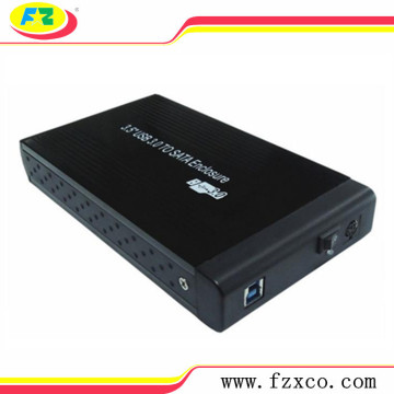 USB3.0 3.5'' SATA Aluminum HDD Case Enclosure