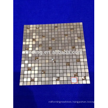 2015 new design self-adhesive acp mosaic aluminum composite mosiac panel
