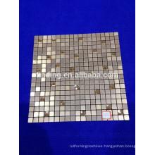 2015 new design self-adhesive acp mosaic aluminum composite mosiac panel