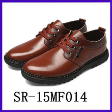 Cool lace up men shoes match for suit formal wear shoes