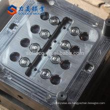 Inyección de plástico Flip Top Cap Moulding